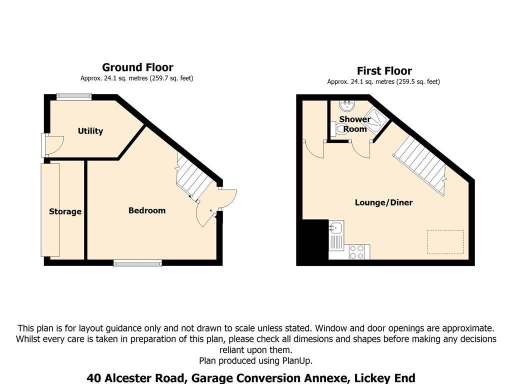 40 Alcester Road, Lickey End, Bromsgrove amended b